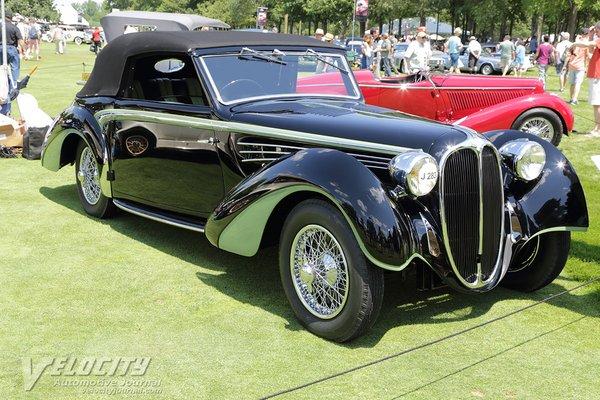 1939 Delahaye 135 Cabriolet