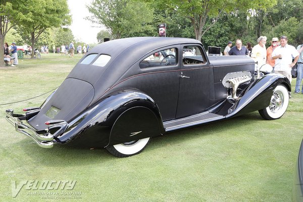 1937 Duesenberg Model J Airflow Coupe by Bohman and Schwartz