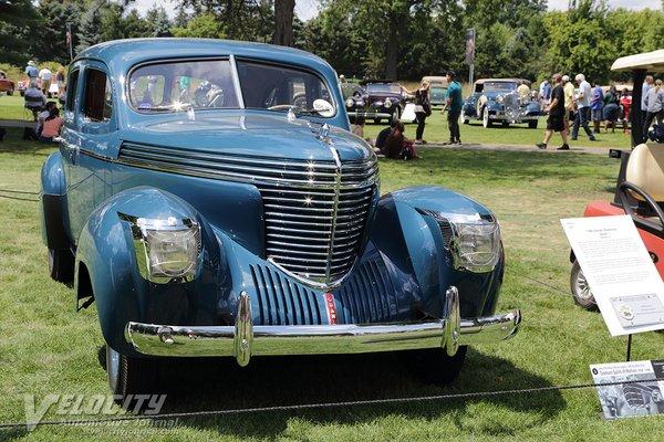 1940 Graham 4d