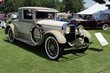 1927 Lincoln Model L Opera Coupe by Judkins