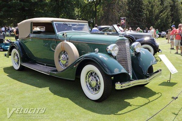 1934 Lincoln 271