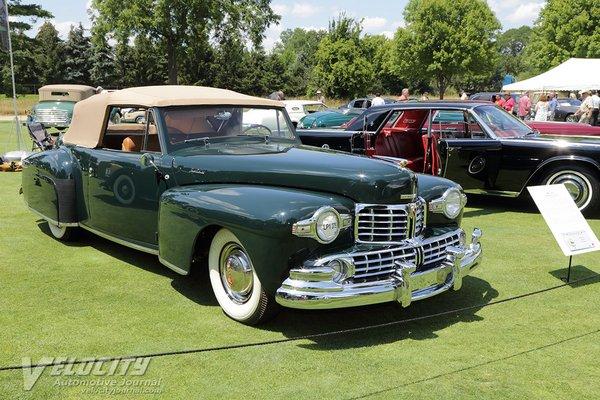 1948 Lincoln Lincoln Cabriolet