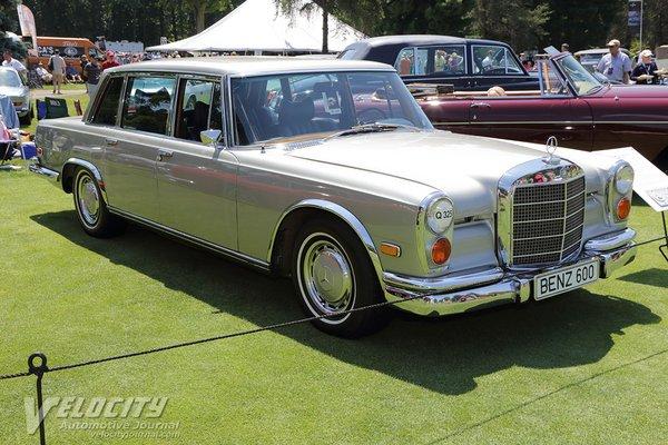 1971 Mercedes-Benz 600 SWB Limousine