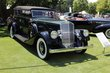 1934 Pierce-Arrow 840A Convertible Sedan by LeBaron