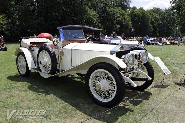 1913 Rolls-Royce Silver Ghost Tourer