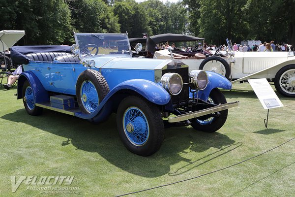 1923 Rolls-Royce Silver Ghost Touring