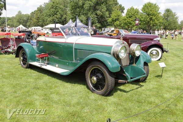 1916 Simplex Crane Model 5