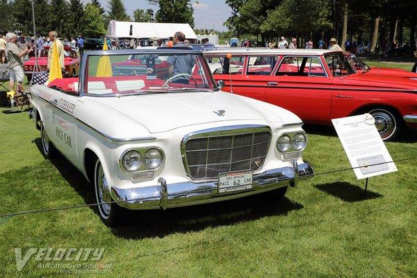 1962 Studebaker Lark Daytona convertible