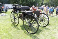 1907 Success Model B Runabout