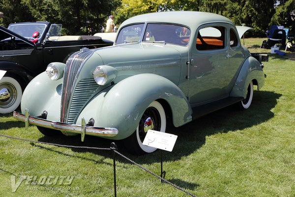 1937 Terraplane Series 71 Coupe
