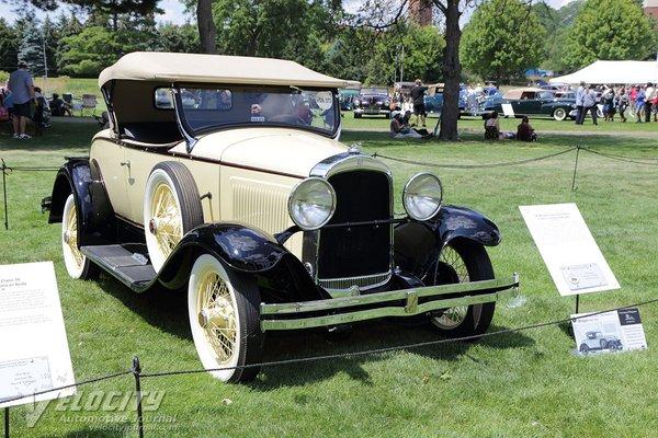 1929 Whippet Roadster