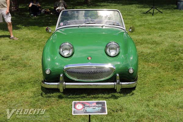 1960 Austin Healey Sprite Roadster