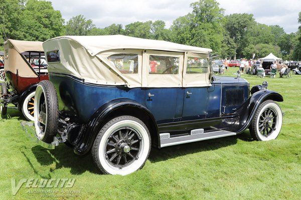 1925 Buick Master Six Touring