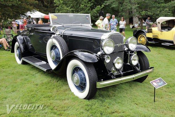 1931 Buick Series 90 96C Cabriolet
