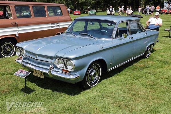 1963 Chevrolet Corvair Monza 4d
