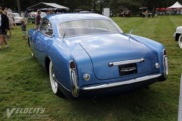 1953 Chrysler Ghia Special