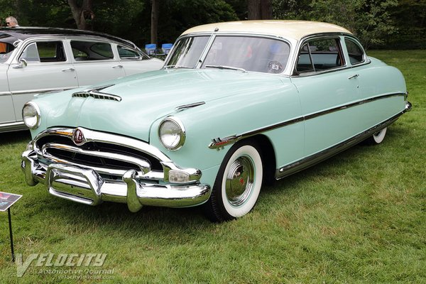 1953 Hudson Hornet Hollywood 2 door hardtop