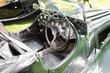 1938 Jaguar SS100 Interior