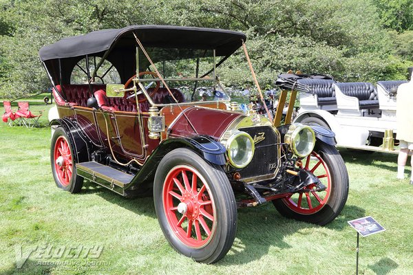 1912 Overland Model 12 Touring
