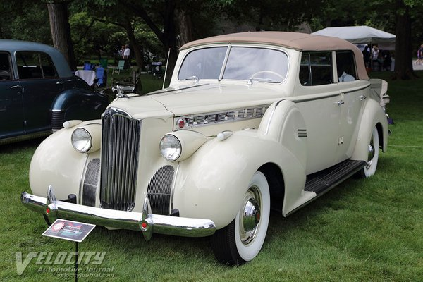 1940 Packard Convertible Sedan