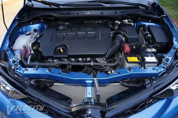 2017 Toyota Corolla iM Engine