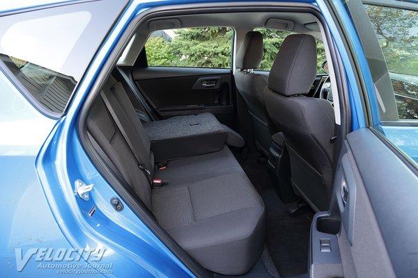 2017 Toyota Corolla iM Interior