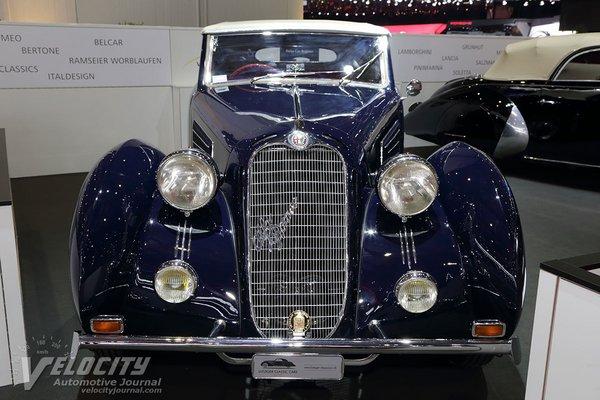 1938 Alfa Romeo 6C2300B Pescara
