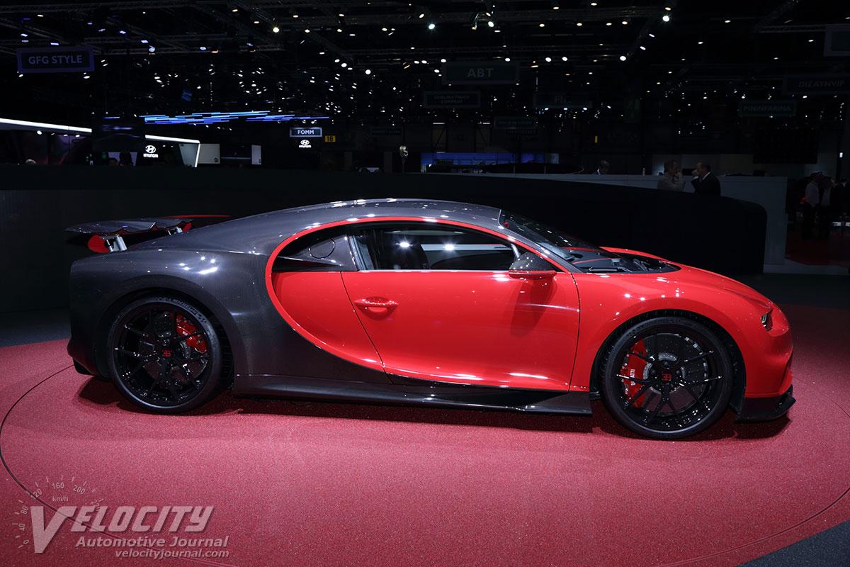 2019 Bugatti Chiron Pictures