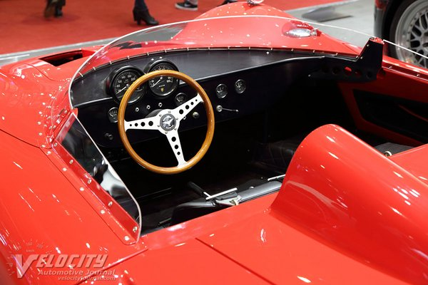 1968 Bizzarrini P538 Interior