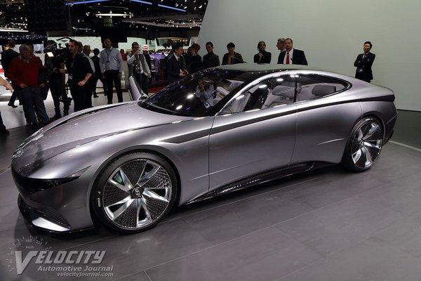 2018 Aston Martin Lagonda Vision