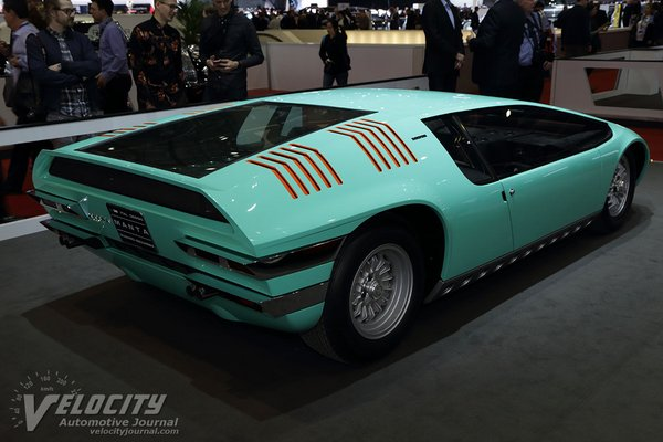 1968 ItalDesign Bizzarini Manta