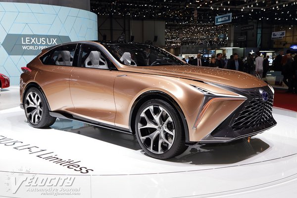 2018 Lexus LF-1 Limitless