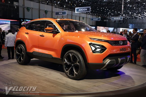 2018 Tata H5X