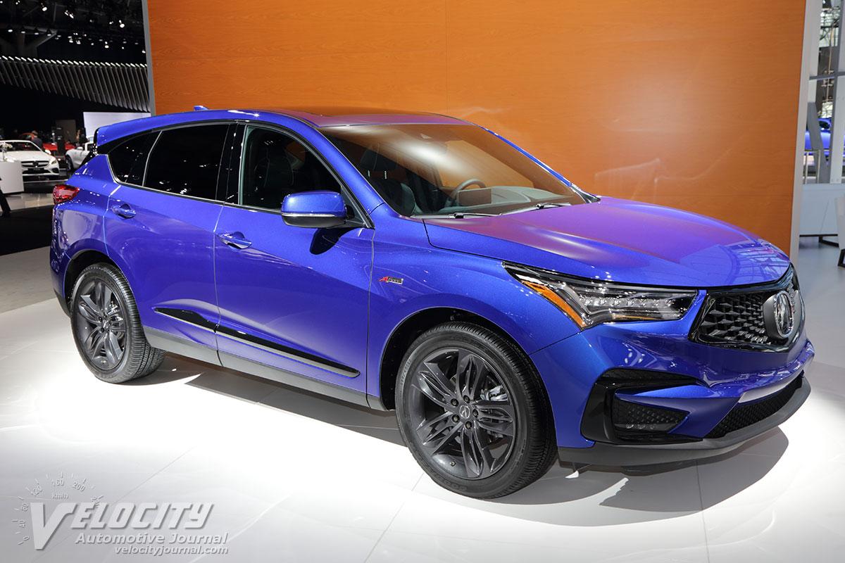 2021 Acura RDX pictures