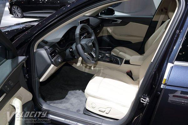 2018 Audi A4 allroad quattro Interior