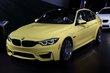 2018 BMW 3-Series M3 sedan
