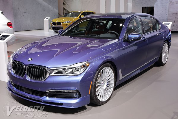 2018 BMW 7-Series Alpina B7