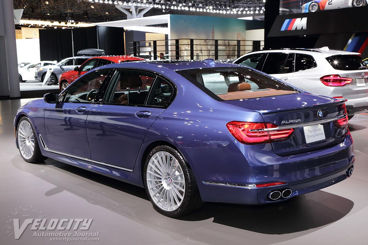 BMW Series Pictures - 2018 bmw 7 series alpina b7