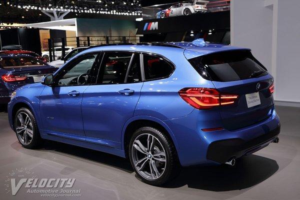 2018 BMW X1 M Sport