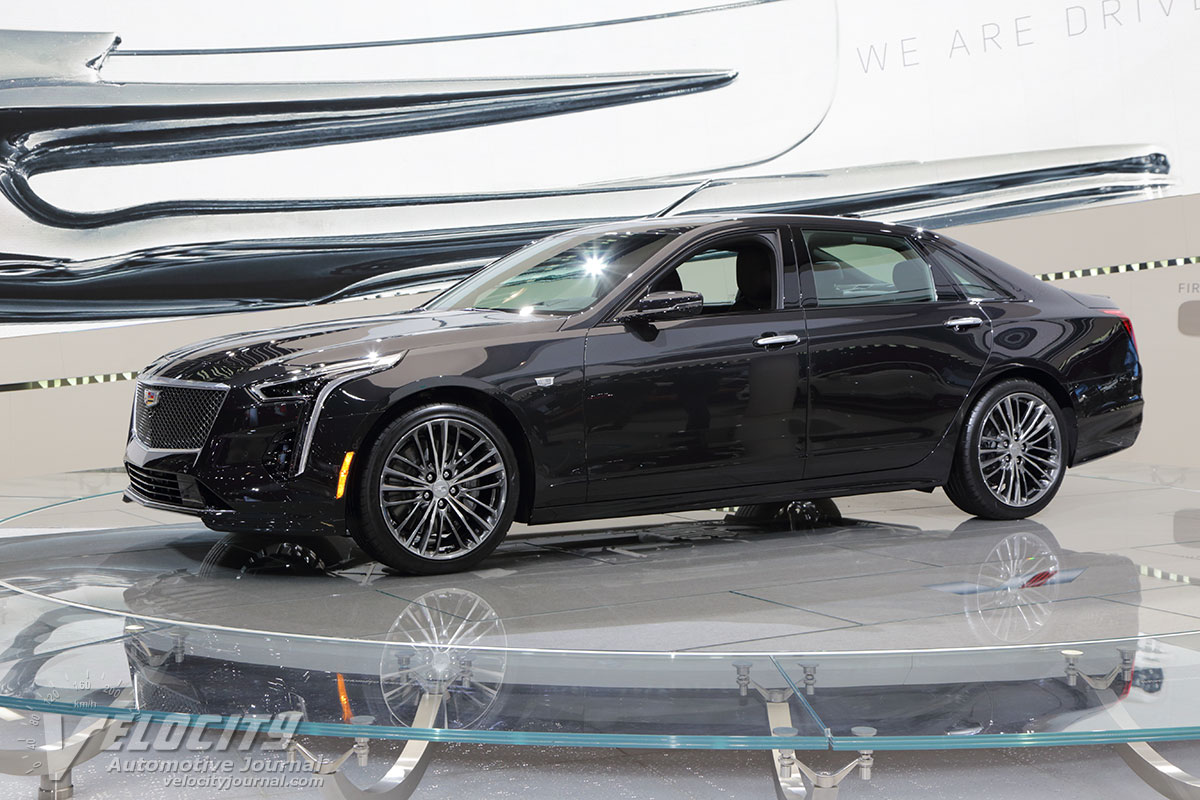 2019 Cadillac CT6 pictures