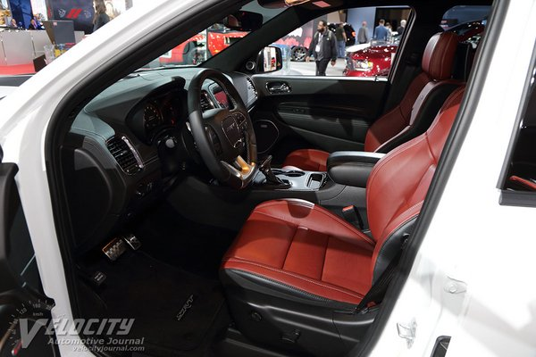 2018 Dodge Durango SRT Interior