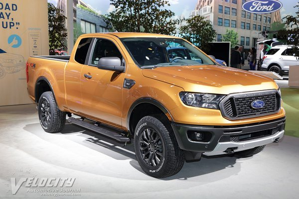2021 Ford Ranger SuperCab