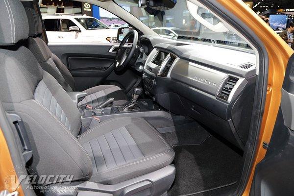 2019 Ford Ranger SuperCab Interior