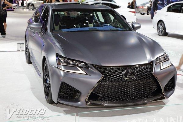 2019 Lexus GS F 10th Anniversary Edition