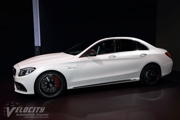 2019 Mercedes-Benz C-Class AMG C63 Sedan