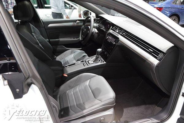 2019 Volkswagen Arteon R-Line Interior