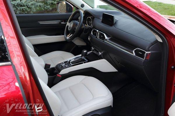 2018 Mazda CX-5 Interior