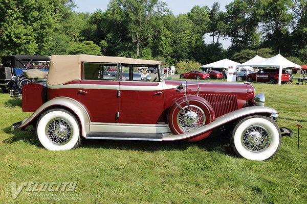 1931 Auburn 8-98A Phaeton