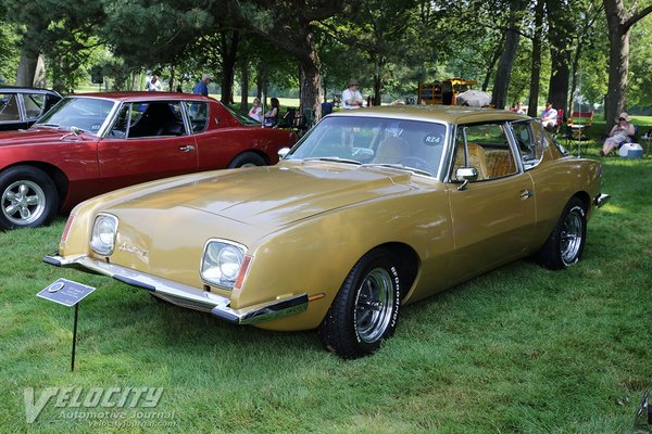 1971 Avanti Avanti II Sport Coupe
