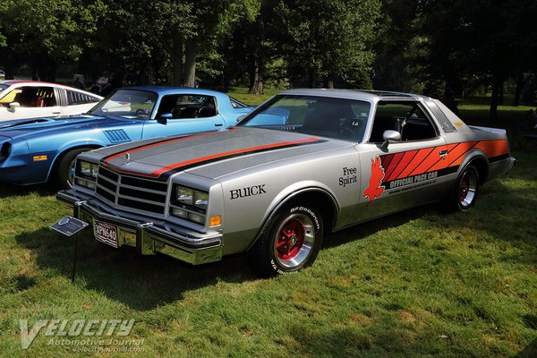 1976 Buick Century Indy 500 Pace Car